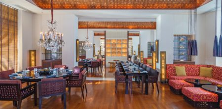 The Khasab Private Dining Area