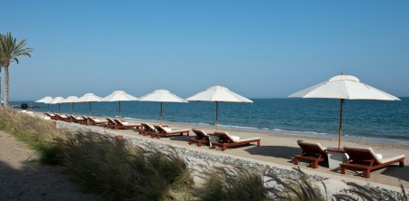 The Chedi Muscat - Beachfront - GHM hotels - Luxury Hotel Oman