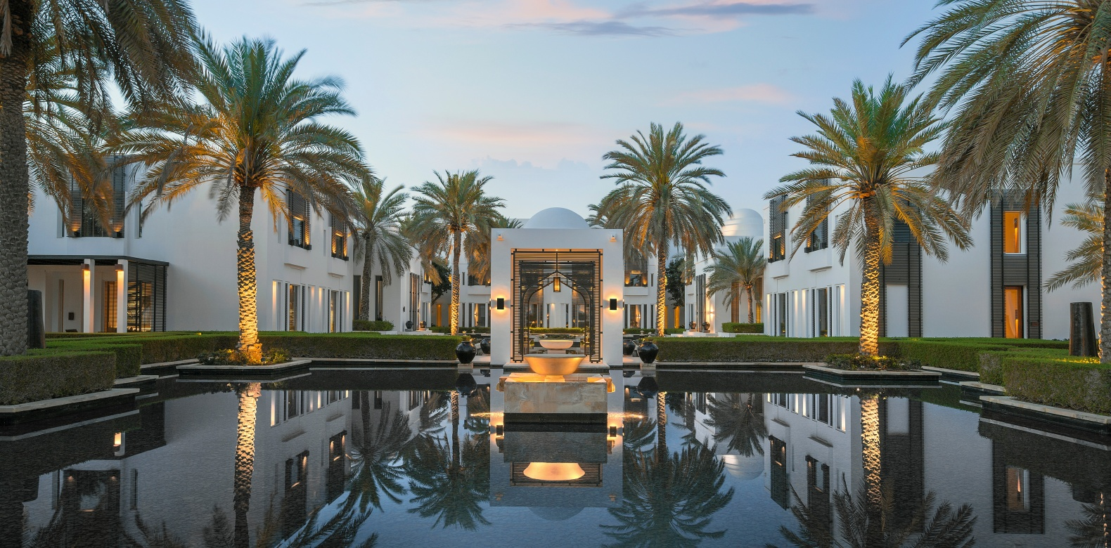 The Chedi Muscat-The Watergardens