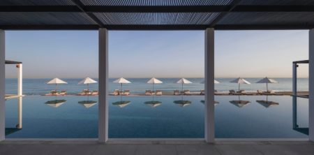 The Chedi Muscat-The Chedi Pool