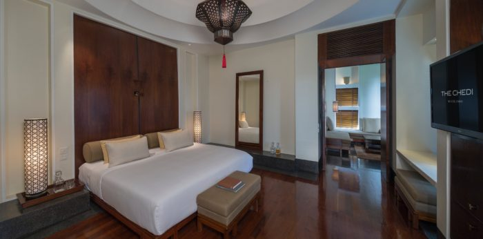 The Chedi Muscat-Chedi Club Suite Villa