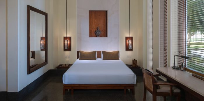 The Chedi Muscat-Deluxe Room