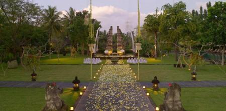 Chedi巴厘岛风情婚礼套餐